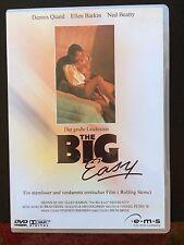 The Big Easy. Dennis Quaid, Ellen Barkin. PAL, Region 2.