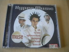 Hyper music	CD	Muse Hives Delgados Lacuna Coil Saint Etienne Nightmares Wax Ash
