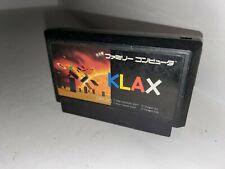 Klax Cartridge for Nintendo Famicom G90