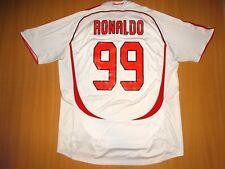 RARE AC MILAN #99 RONALDO  2006 2007 AWAY  shirt jersey camiseta ADIDAS