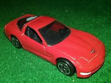 Matchbox CHEVY CORVETTE~2000 Worldwide Wheels Red ***Special Logo Issue!