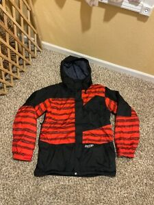 Volcom Mens Snowboard Jacket Size Small