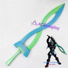 Legend of Zelda Majora's Mask Fierce Deity Sword prop cosplay prop pvc made