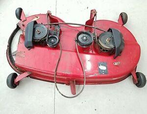 "Craftsman YT4000 46"" mower deck assembly 532425383 441611X615"