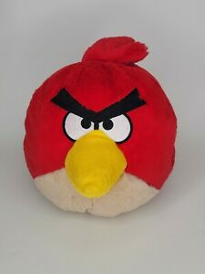 """Angry Birds Red Plush 7"""" Free Shipping"""