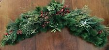 Christmas Garland Decoration- Approximately 40� In Length. Excellent Condition!
