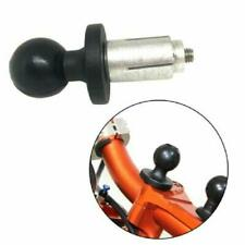 Motorcycle Bike Mount Fork Stem Base with Ball Head for RAM Gopro  Adapter