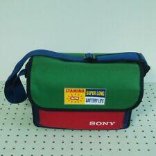 SONY STAMINA camera carrying soft shoulder bag vintage Japan Original New