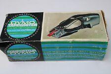 Vintage Dymo 1550 Tapewriter With original box & Instructions