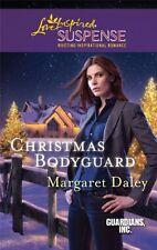 Christmas Bodyguard (Love Inspired Suspense) by Margaret Daley