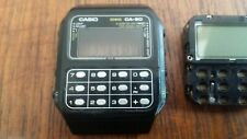 CASIO CA90 VINTAGE WATCH .CALCULATOR AND GAME ETC 1982 APPROX