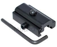 Harris Style Bipod Sling Swivel Stud Adapter Weaver/Picatinny Rail Mount