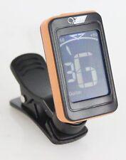 Mini clip digital Tuner Black - Orange 11201