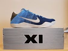 "NIKE KOBE XI 11 ELITE LOW ""BRAVE BLUE"" BASKETBALL / CASUAL SHOES US11"