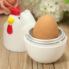 Practical Chicken Microwave Egg Cooker Poacher Boiler Boil Steamer Kitchen Tool