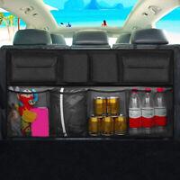 Small Medium Large Auto Car Boot Organiser Storage Hanging Back Seat Bag Holder