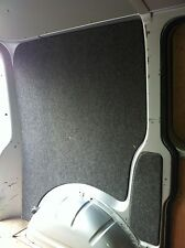 VW TRANSPORTER T5 Factory Type 6mm Carpeted Ply lining Kit Camper Tailgate D Van