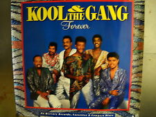 Kool & The Gang Large 1986 Promo Poster Forever mint condition