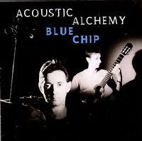 Acoustic Alchemy : Blue Chip CD