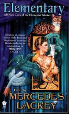 Elementary  Short Stories  Edited by Mercedes Lackey  Elemental Masters  Pbk NEW