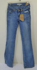 Tyte Jeans Low Rise Bootcut Blue Jeans Size 1, Waist 24, Inseam 31