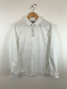 The English Difference by Garbstore Overhead Popover Shirt Smock Small