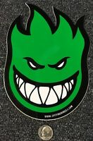 Spitfire Bighead Sticker Green Anti Hero Thrasher Krooked FA Real Baker Element