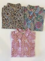 3 Reyn Spooner Hawaiian Traditionals Shirts