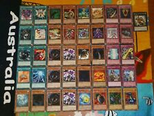 Yu-Gi-Oh! Reptile Deck - 40 cards complete BONUS 5 cards