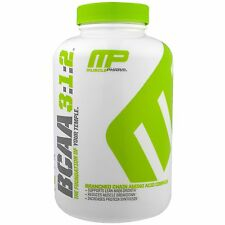 3X     BCAA By Musclepharm 240 Capsules