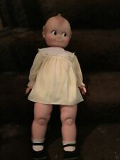 Atntique Large Vinyl Kewpie Doll