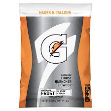 Gatorade Thirst Quencher Powder - Glacier Cherry - 50.9 oz / 1.44KG - USA