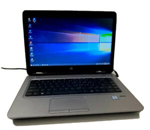HP ProBook 640 G1 Core i5-4340m 2.9GHz 256GB SSD 12GB WIN 10P 64 DVD WiFi OFFICE
