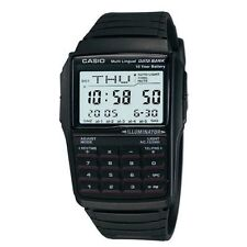 Casio DBC321A Man Watch Digital LCD - Quartz Bracelet Black