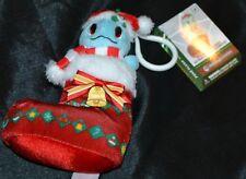 "6"" Squirtle Christmas Stocking Keychain Poke Plush Pokemon Center Dolls Toys"