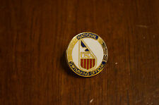 USA Swimming Official Referee Pinback Rare