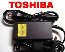 NEW Original Toshiba Satellite A135 A205 A215 C655 L505 65W Charger PA5178U-1ACA