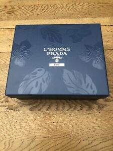 Prada Shoe Gift Storage Box Only