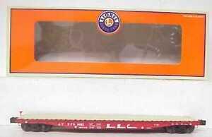 Lionel 6-17574 Santa Fe PS-4 Metal Flatcar NIB