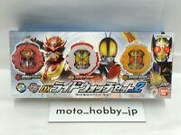 NEW Bandai Kamen Masked Rider Zi-O DX Ride Watch Set VOL. 2 from Japan F/S