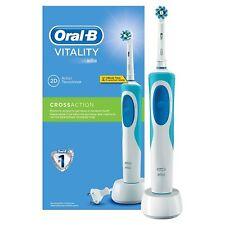 Oral-B Vitality CrossAction - Cepillo de dientes eléctrico recargable Braun
