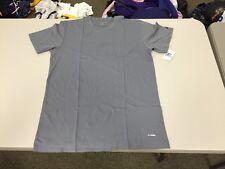 Russell Athletic Men's DRI-POWER Gray Short Sleeve Training Shirt Sz. Small NEW