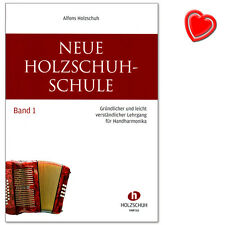 Neue Holzschuh Schule Band 1 - Alfons Holzschuh - VHR511 - 9790201324586