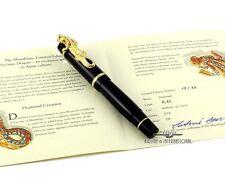 Montblanc Precious Year of the Dragon 88 Fountain Pen Diamond Creation #15/88
