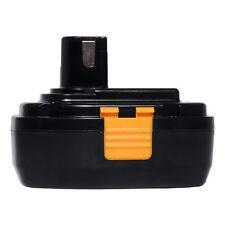 2× 18V 3000MAH 3.0AH Ni-Mh Battery for Panasonic 18 Volt Cordless Drill