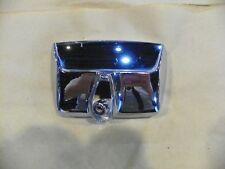 1965 Ford Galaxie LH Remote Mirror Housing RECHROMED C5AB-17A703-D nice shape