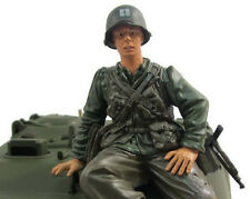 1/16 Radio Control TANK AMERICAN SOLDIER FIGURE Full Body PAINTED Finished 2003