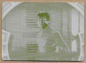 2019 Star Wars Masterwork Luke Skywalker 1/1 Printing Plate Defining Moments SSP