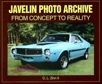 JAVELIN BOOK PHOTO ARCHIVE ZINN AMC
