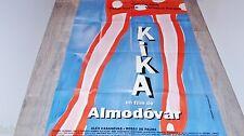 almodovar KIKA !  affiche cinema